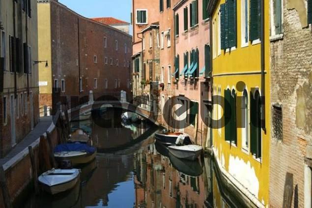 In Venice Italy