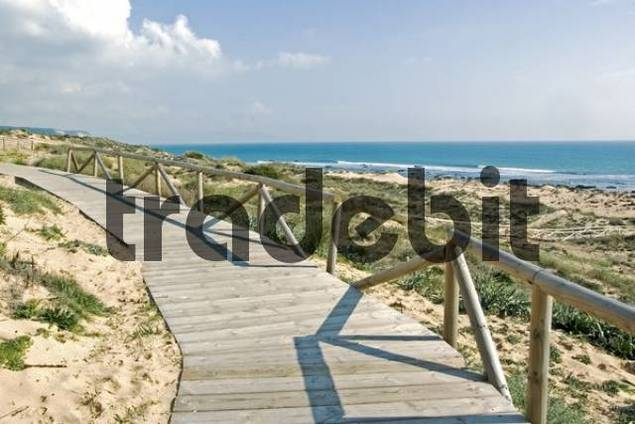 Beach, Cadiz, Spain