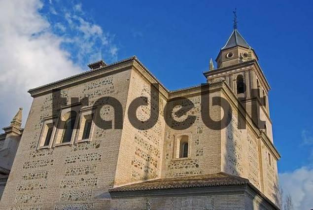 Capilla Real Royal Chapel, Granada, Andalusia, Spain ...
