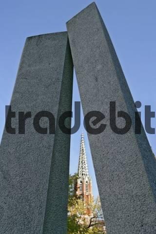 Mariahilf-Platz, Auer Dult, Muenchen, Bayern, Deutschland