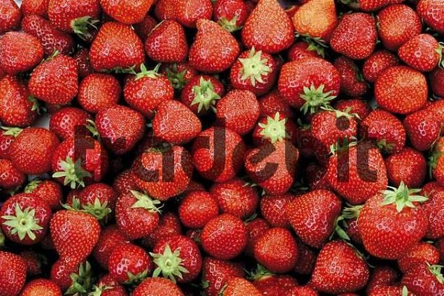 Strawberries, full frame shot