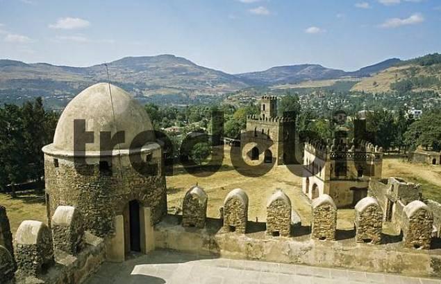 Kings Town Gonder Ethiopia
