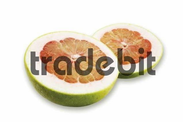 Pomelo Citrus slices