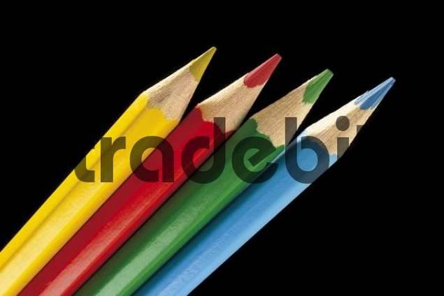 Colouring pencils pencil crayons