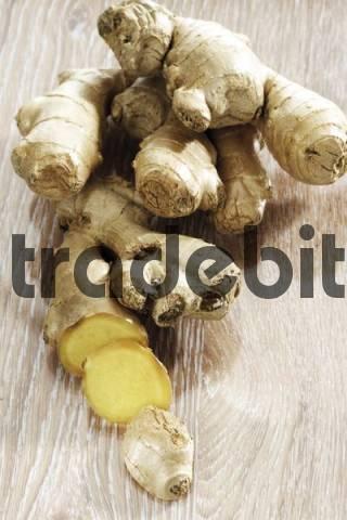 Ginger Zingiber officinale