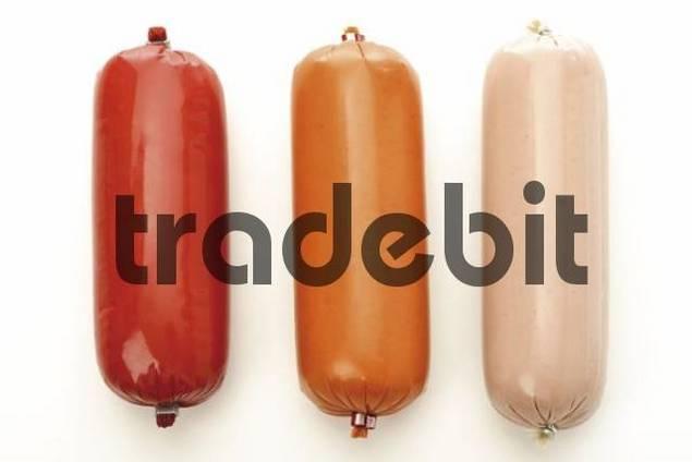 Sausage varieties