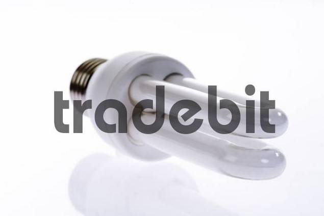 Energy-saving lightbulb, fluorescent bulb
