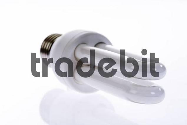 Energy-saving lightbulb, fluorescent bulb