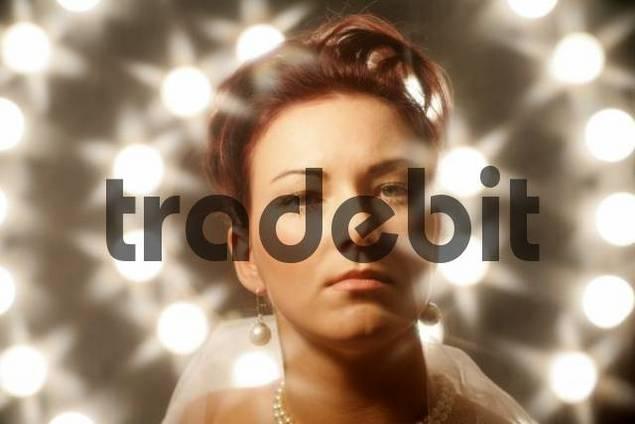 Bride, backlight