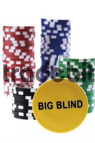 Poker big blind little blind