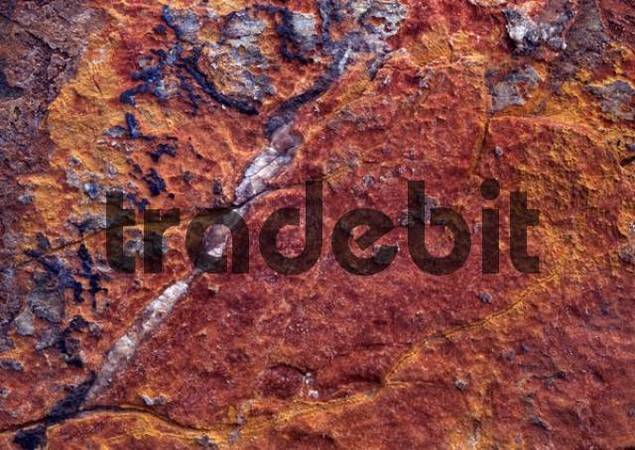 Textured rock surface, Tirol, Austria
