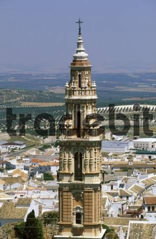 Torre de la victoria tower in estepa sevilla province andalusia - Foro de estepa sevilla ...