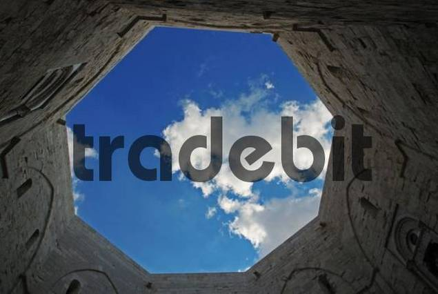 Castel del Monte Castle of the Mount, Apulia, Southern Italy