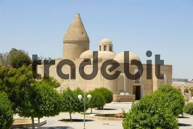 Chasma Ayub Mausoleum, Buchara, Uzbekistan, Central Asia