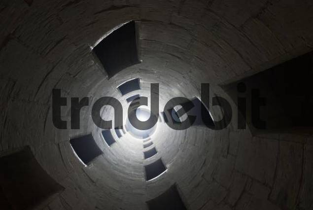 Light at the end of the tunnel, symbolic picture