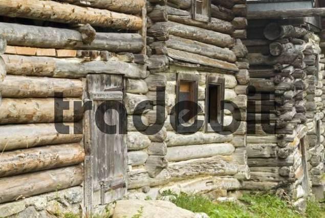 Pfafflar Alpine Hut, Bschlabertal Valley, Ausserfern, Tyrol, Austria, Europe