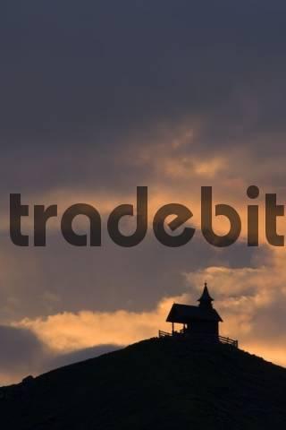 Kellerjoch Chapel, Schwaz, Tyrol, Austria, Europe