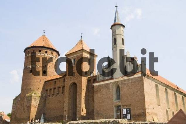 Monastery, Masuria, Poland, Europe