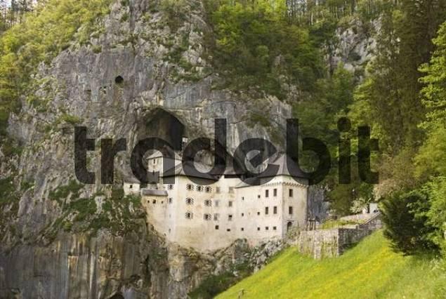 Pred Jamski Castle, Slovenia, Europe