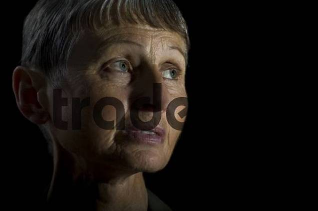 Portrait of a woman 60