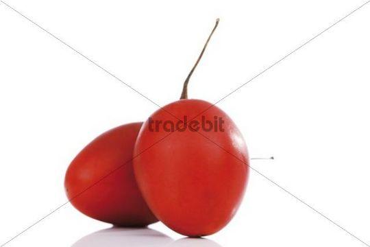 Tamarillos Solanum betaceum