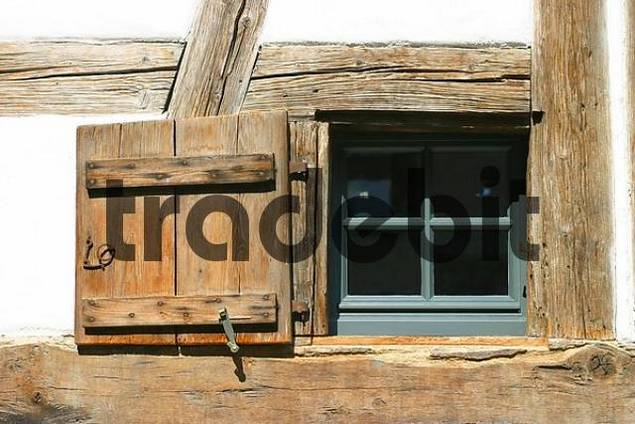 newly renovated timber framed house