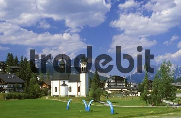 Seefeld Tyrol Austria