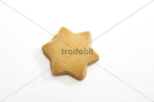 Butter cookie, star