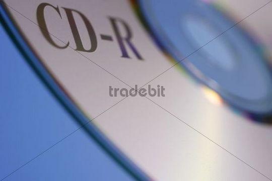 CD-R, detail