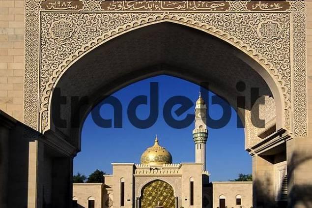 Zawawi Mosque, Muscat, Oman
