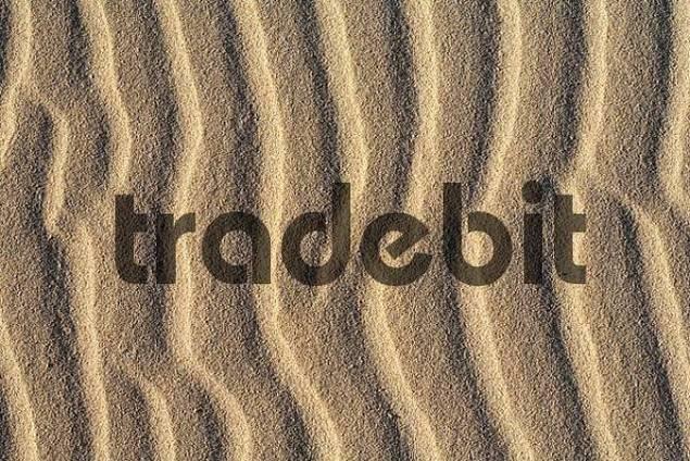 sand waves dunes of Corralejo , Fuerteventura , Canary Islands