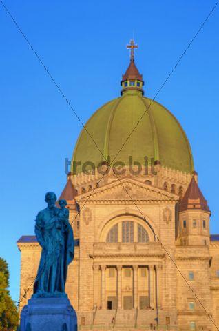 St. Joseph´s Oratory, Oratoire St. Joseph, Montreal, Quebec, Canada