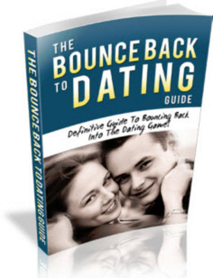 Pay for ** The Bounce Back To Dating Guide **