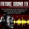 Thumbnail Futuristic Science Fiction Sound FX Bundle