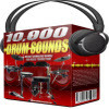 Thumbnail 10000 DRUM SOUNDS - DRUM SAMPLES