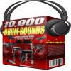 10000 DRUM SOUNDS - DRUM SAMPLES