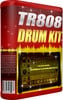 Thumbnail TR 808 DRUM KIT - INSTANT DOWNLOAD