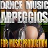 Thumbnail Dance Music Arpeggios 130/min für die Musikproduktion.