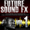 Thumbnail Futuristic Sound Effects - Volume 1