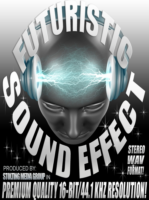 Pay for Futuristic Sound Effect # 786