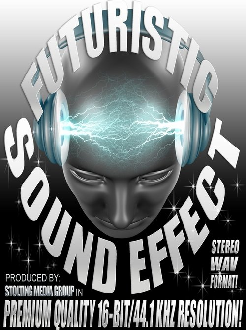 Pay for Futuristic Sound Effect # 788