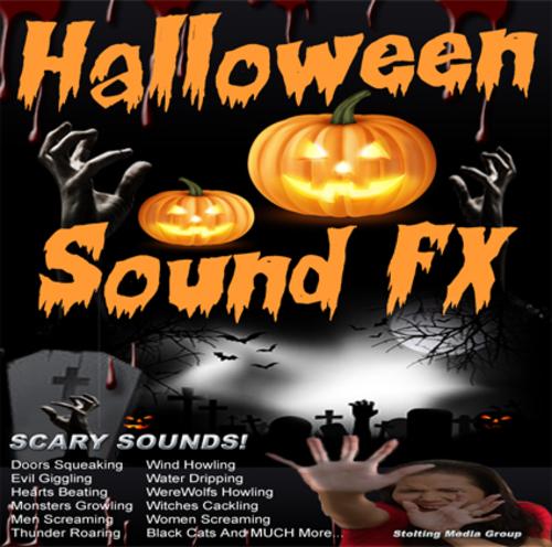 Pay for HALLOWEEN Sound Effects MEGA Bundle V1 - MP3