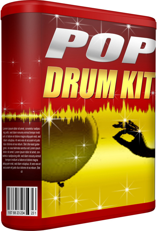 Pay for POP DRUM KIT - INSTANT DOWNLOAD