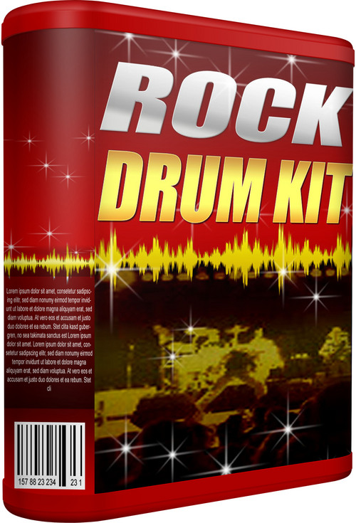 Pay for ROCK DRUM KIT - Instant Download