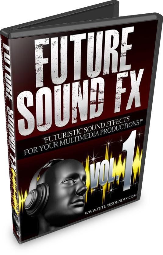 Pay for Sound-Effekte - Futuristische Sound Effects Vol 1.