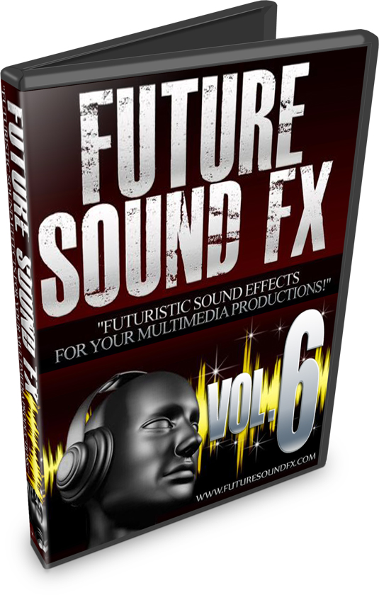 Pay for Futuristic Sound Effects - Volume 6
