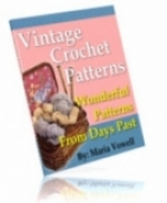 Pay for Vintage Crochet Patterns Ebook
