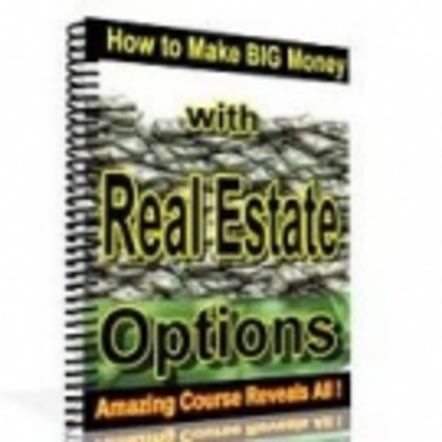 Pay for How To Make Big Money with Real Estate Options