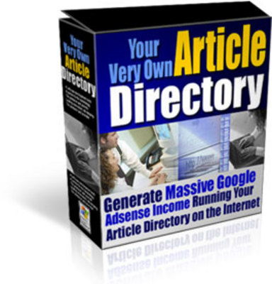 Pay for Article Directory with MRR