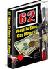 Thumbnail 62 Tips To Save Gas Money (PLR)